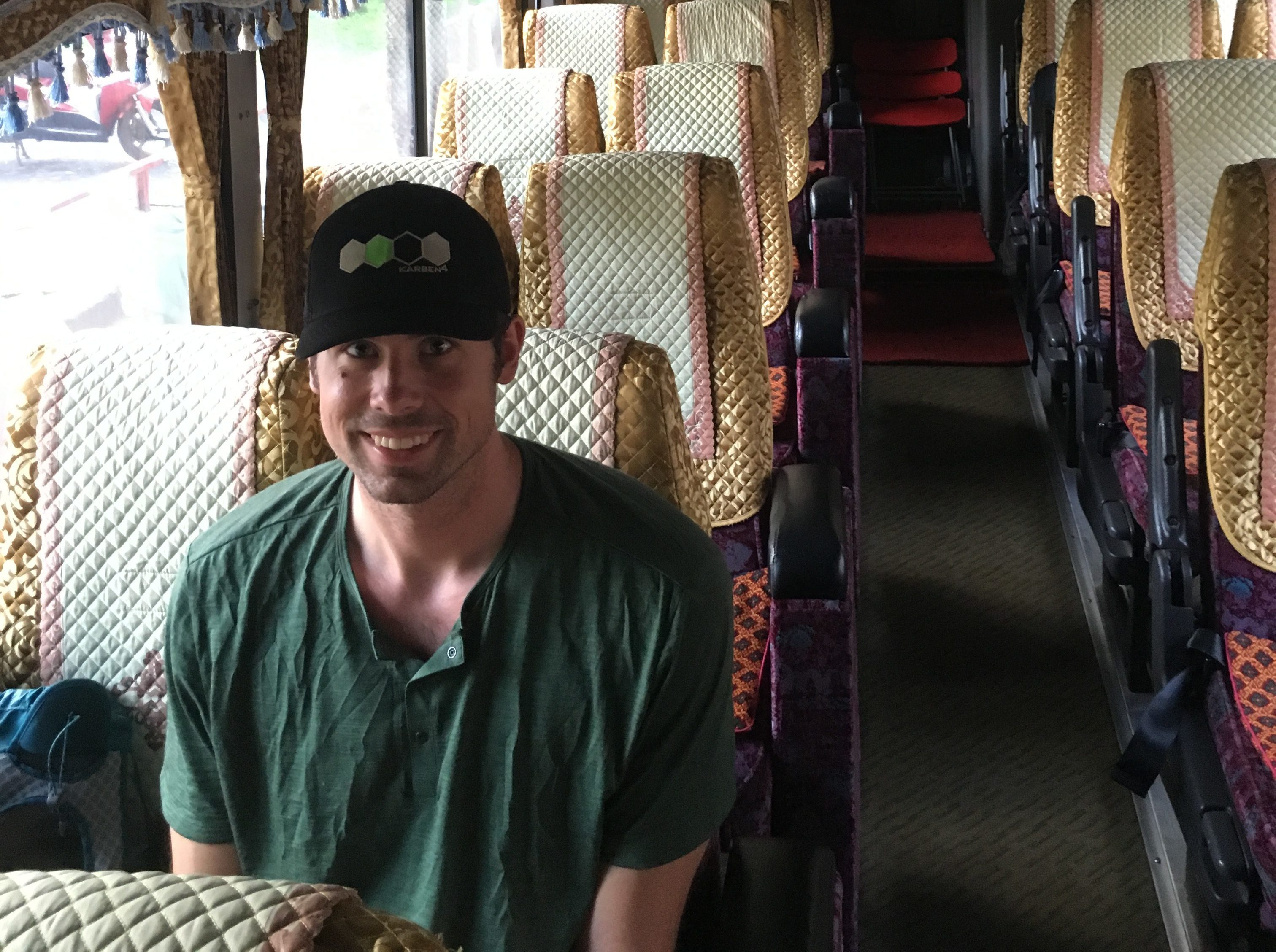 Bus from Ho Chi Minh to Phnom Penh - TravelBeet